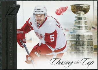 2010/11 Panini Zenith Chasing The Cup #4 Nicklas Lidstrom