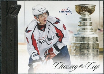 2010/11 Panini Zenith Chasing The Cup #17 Alex Ovechkin