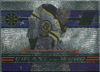 2010/11 Panini Zenith Crease Is The Word #2 Tim Thomas