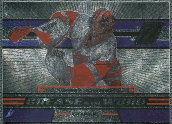 2010/11 Panini Zenith Crease Is The Word #4 Jimmy Howard