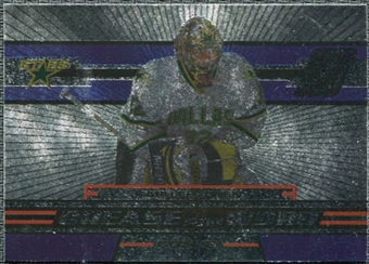 2010/11 Panini Zenith Crease Is The Word #5 Kari Lehtonen