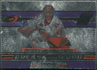 2010/11 Panini Zenith Crease Is The Word #7 Cam Ward