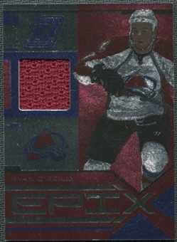 2010/11 Panini Zenith Epix Materials #43 Ryan O'Reilly /100