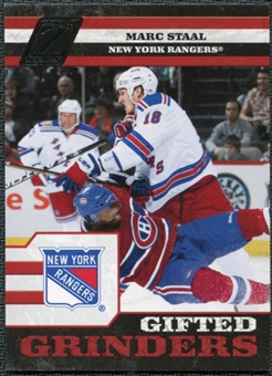 2010/11 Panini Zenith Gifted Grinders #20 Marc Staal