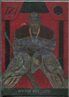 2010/11 Panini Zenith Red Hot #19 Ryan Miller