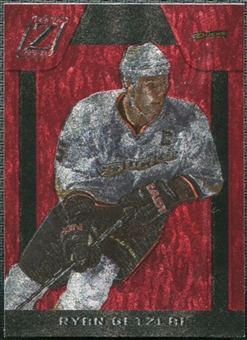 2010/11 Panini Zenith Red Hot #42 Ryan Getzlaf