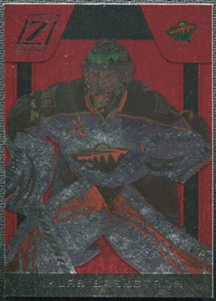 2010/11 Panini Zenith Red Hot #45 Niklas Backstrom