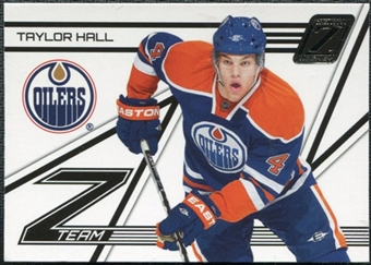 2010/11 Panini Zenith Z-Team #9 Taylor Hall
