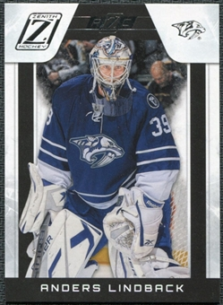2010/11 Panini Zenith Rookie Parallel #200 Anders Lindback /199
