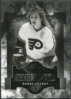 2011/12 Upper Deck Artifacts #119 Bobby Clarke Legends /999