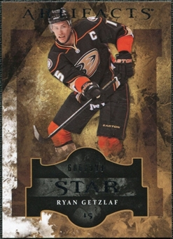 2011/12 Upper Deck Artifacts #136 Ryan Getzlaf Star /999