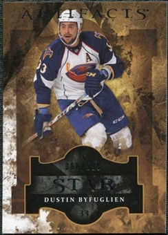 2011/12 Upper Deck Artifacts #137 Dustin Byfuglien Star /999