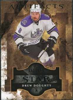 2011/12 Upper Deck Artifacts #142 Drew Doughty Star /999