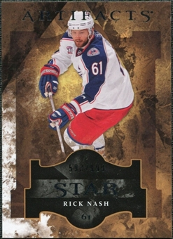 2011/12 Upper Deck Artifacts #145 Rick Nash Star /999