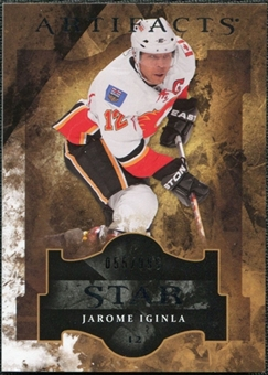 2011/12 Upper Deck Artifacts #150 Jarome Iginla Star /999