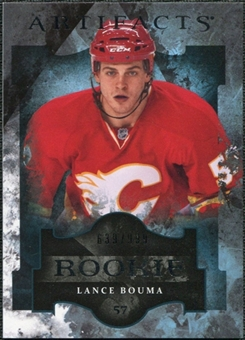 2011/12 Upper Deck Artifacts #155 Lance Bouma /999