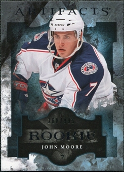 2011/12 Upper Deck Artifacts #159 John Moore /999