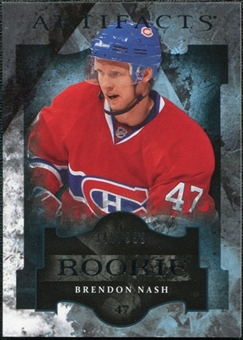 2011/12 Upper Deck Artifacts #169 Brendon Nash /999