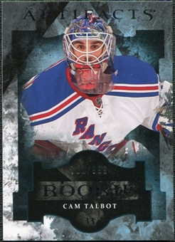 2011/12 Upper Deck Artifacts #179 Cam Talbot /999