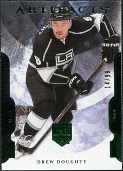 2011/12 Upper Deck Artifacts Emerald #84 Drew Doughty /99