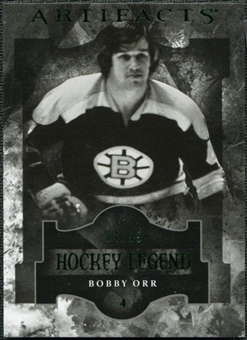 2011/12 Upper Deck Artifacts Emerald #101 Bobby Orr Legends /99