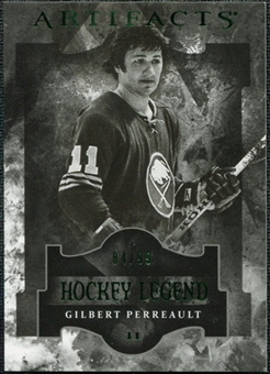 2011/12 Upper Deck Artifacts Emerald #102 Gilbert Perreault Legends /99