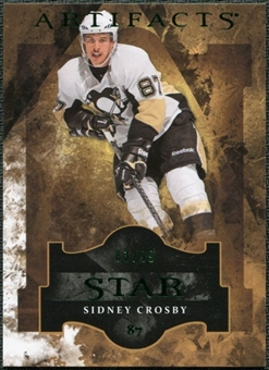2011/12 Upper Deck Artifacts Emerald #129 Sidney Crosby Star 83/99