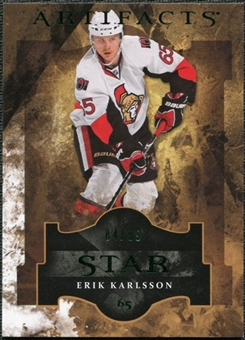 2011/12 Upper Deck Artifacts Emerald #132 Erik Karlsson Star /99