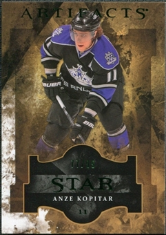 2011/12 Upper Deck Artifacts Emerald #141 Anze Kopitar Star /99