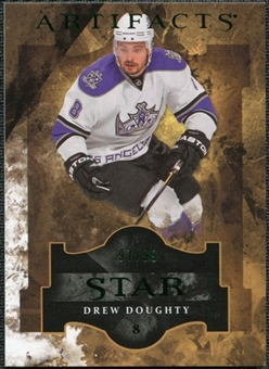 2011/12 Upper Deck Artifacts Emerald #142 Drew Doughty Star /99