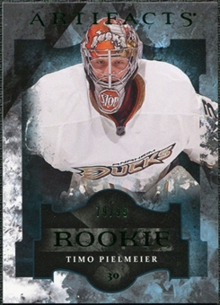 2011/12 Upper Deck Artifacts Emerald #152 Timo Pielmeier /99