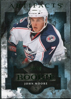 2011/12 Upper Deck Artifacts Emerald #159 John Moore /99