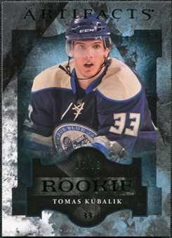 2011/12 Upper Deck Artifacts Emerald #160 Tomas Kubalik /99