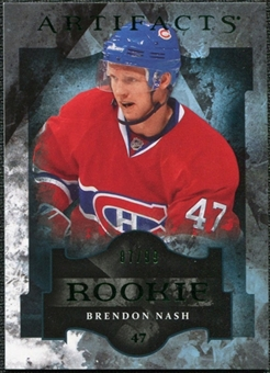 2011/12 Upper Deck Artifacts Emerald #169 Brendon Nash /99