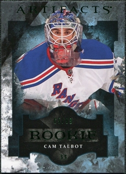 2011/12 Upper Deck Artifacts Emerald #179 Cam Talbot /99