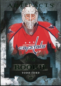 2011/12 Upper Deck Artifacts Emerald #197 Todd Ford /99