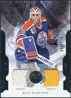 2011/12 Upper Deck Artifacts Jerseys #93 Bill Ranford /125
