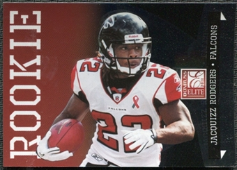 2011 Panini Donruss Elite #147B Jacquizz Rodgers BF/(inserted in Black Friday packs) /999