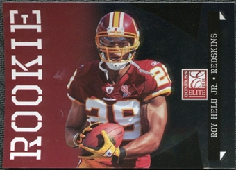 2011 Panini Donruss Elite #156B Roy Helu BF/(inserted in Black Friday packs) /999