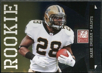 2011 Donruss Elite #165B Mark Ingram BF/(inserted in Black Friday packs) /999