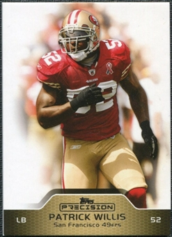 2011 Topps Precision #4 Patrick Willis