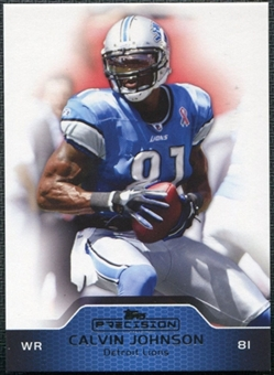 2011 Topps Precision #17 Calvin Johnson