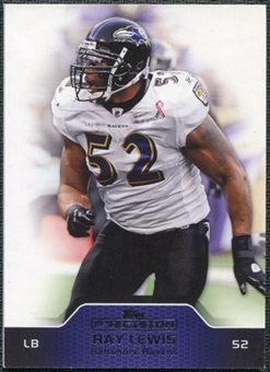2011 Topps Precision #59 Ray Lewis