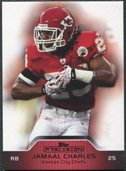 2011 Topps Precision #60 Jamaal Charles