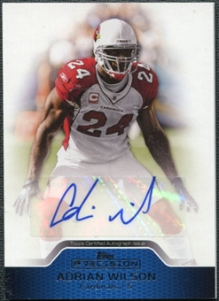 2011 Topps Precision Autographs #PCVAAW Adrian Wilson Autograph
