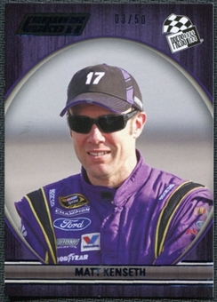 2012 Panini Press Pass Power Picks Blue #10 Matt Kenseth /50
