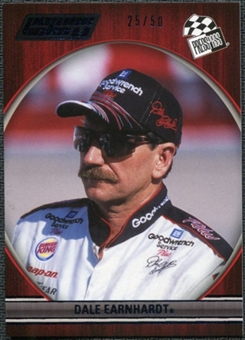 2012 Panini Press Pass Power Picks Blue #17 Dale Earnhardt /50