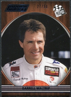 2012 Panini Press Pass Power Picks Blue #21 Darrell Waltrip /50