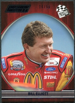 2012 Panini Press Pass Power Picks Blue #25 Bill Elliott /50