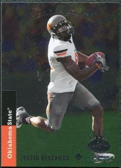 2012 Upper Deck 1993 SP Inserts #93SP37 Justin Blackmon